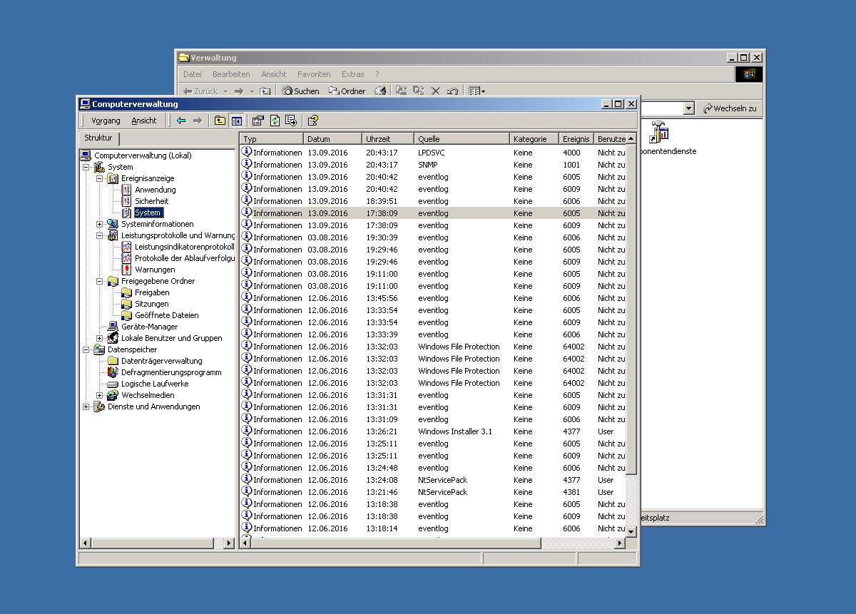 Windows 20   Kann man es nach 20 Jahren noch benutzen – Line ...