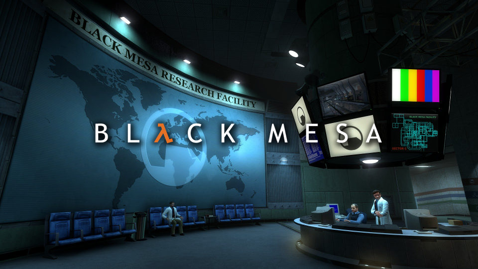 Black mesa ein gelungenes half life remake line for Operation black mesa download